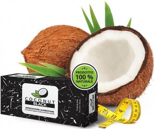 Coconut Black, funziona, prezzo, recensioni, opinioni, in farmacia