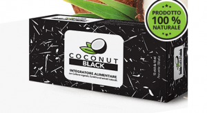 Coconut Black, originale, in farmacia, Italia