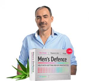 Men's Defence, controindicazioni, effetti collaterali