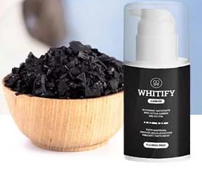 Whitify Carbon, come si usa, ingredienti, composizione, funziona