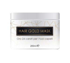 Hair Gold Mask, funziona, prezzo, in farmacia, recensioni, opinioni