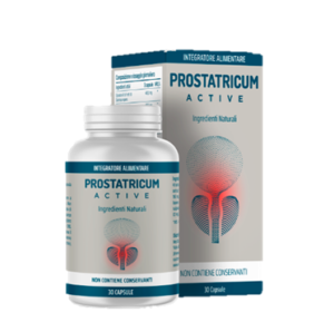 Prostatricum Active, recensioni, opinioni, in farmacia, funziona, prezzo