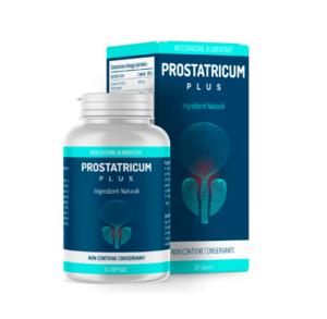 Prostatricum Plus, recensioni, forum, opinioni