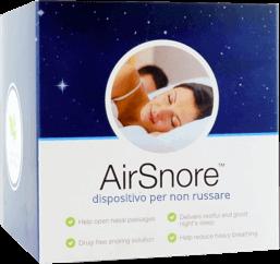 AirSnore, funziona, opinioni, in farmacia, prezzo, recensioni