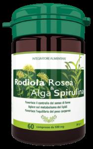 Rodiola&Spirulina, recensioni, opinioni, in farmacia, funziona, prezzo