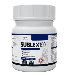 Sublex 150, opinioni, in farmacia, funziona, prezzo, recensioni