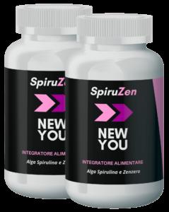 SpiruZen NewYou, funziona, recensioni, opinioni, prezzo, in farmacia