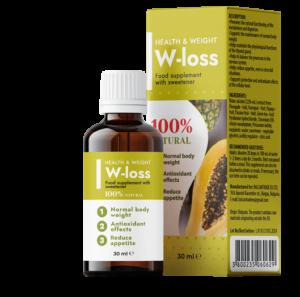 W-Loss, funziona, prezzo, in farmacia, recensioni, opinioni